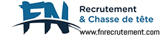 Recruitment and head hunting logo